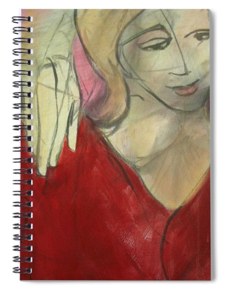 Having Answered  Spiral Notebook