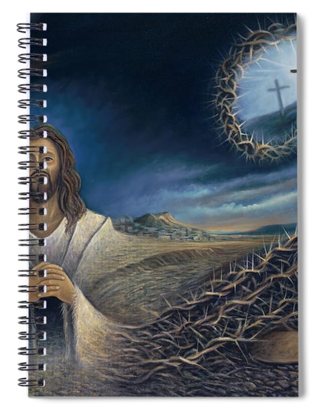 He Knew Yet He Went Through Spiral Notebook