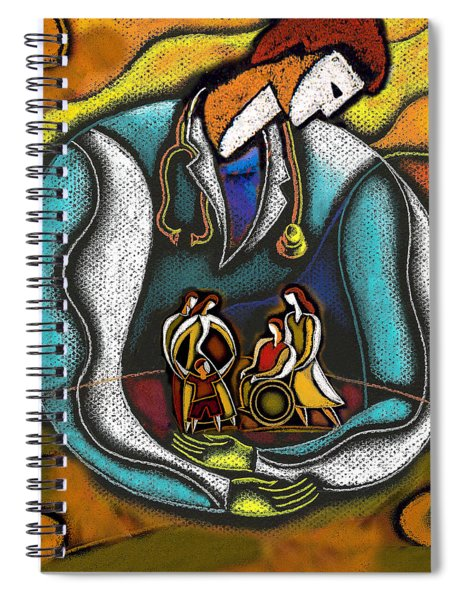 Health-care Spiral Notebook