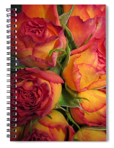 Heartbreaking Beauty Spiral Notebook