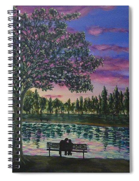 Heartwell Park Spiral Notebook