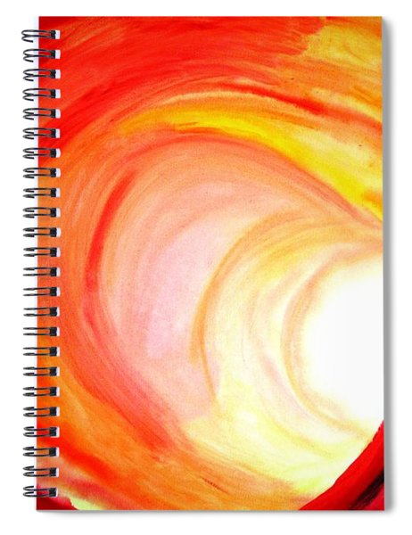 Heat Spiral Notebook