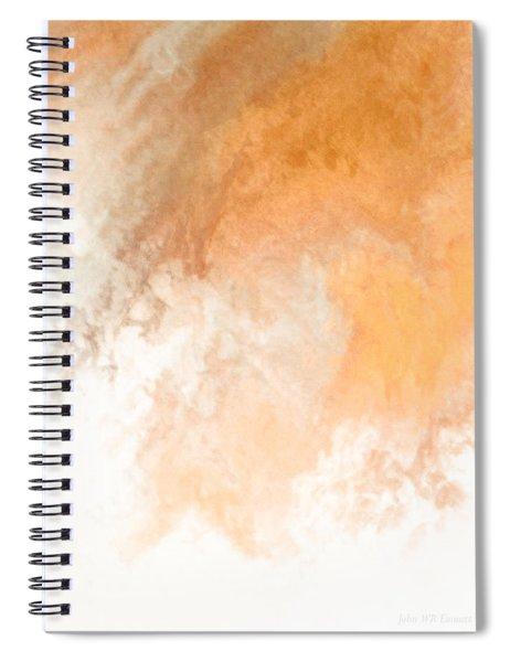 Heaven II Spiral Notebook
