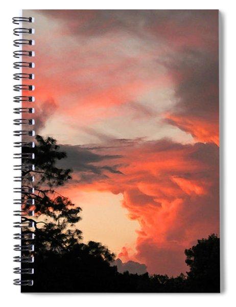 Heavenly Bridge Spiral Notebook