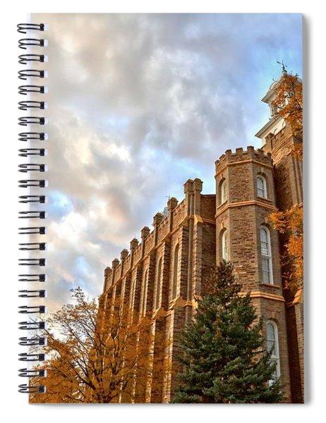 Heavenward Spiral Notebook
