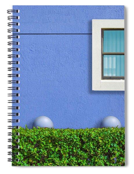 Hedge Fund Spiral Notebook