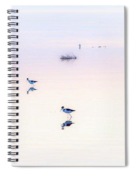 Heiwa I Spiral Notebook