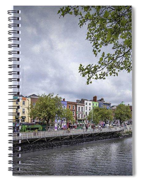 Hello Dublin Spiral Notebook