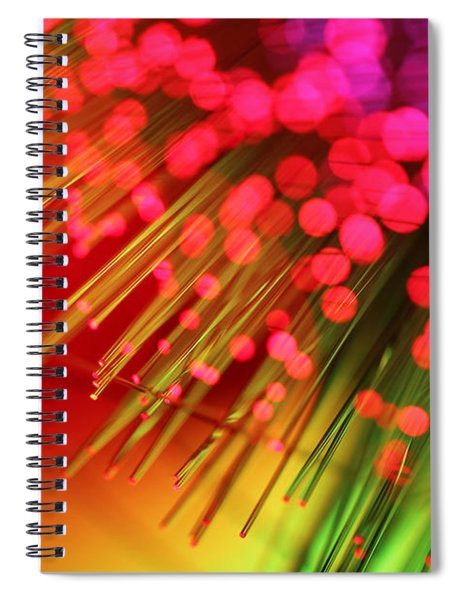 Helter Skelter Spiral Notebook