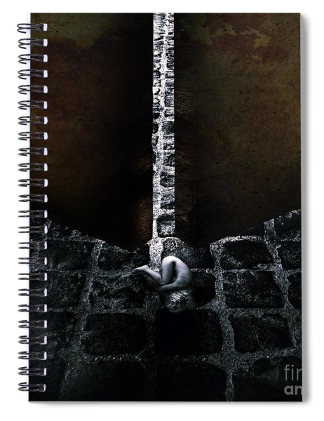 Her Fears Spiral Notebook