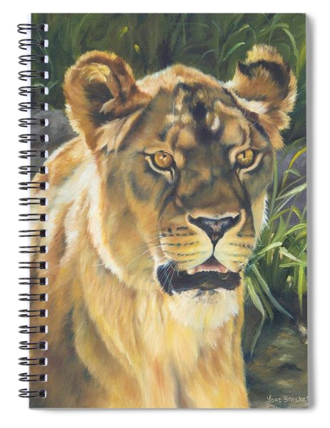 Her - Lioness Spiral Notebook