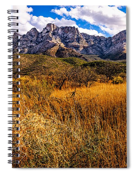 Here To There Spiral Notebook