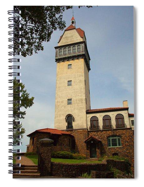 Heublein Tower Spiral Notebook