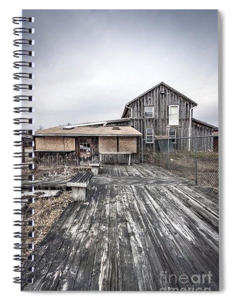 Hidden Memories Spiral Notebook
