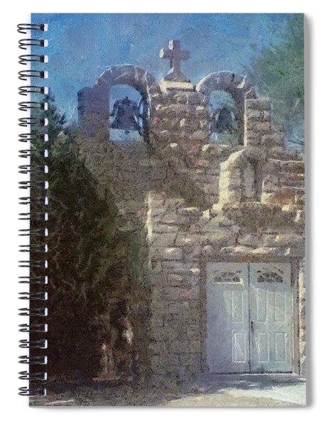 High Desert Church Spiral Notebook