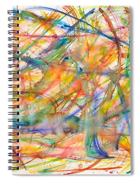 High Energy Spiral Notebook