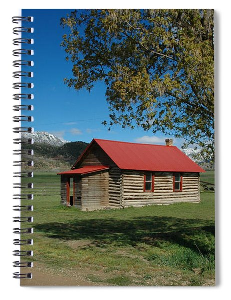 High Lonesome Ranch Spiral Notebook