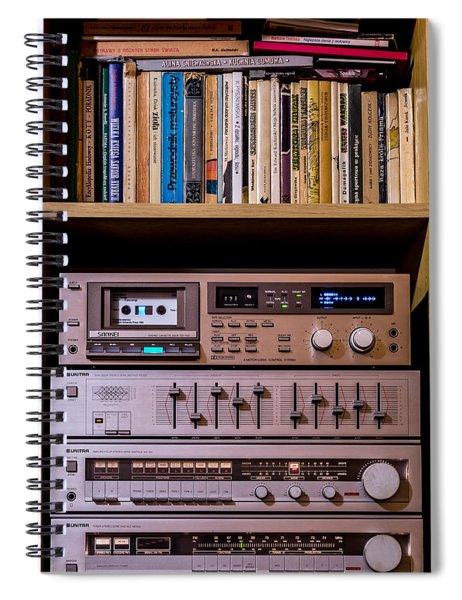 High Technology Spiral Notebook