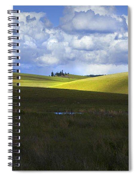 Highcountry Fairytale Spiral Notebook