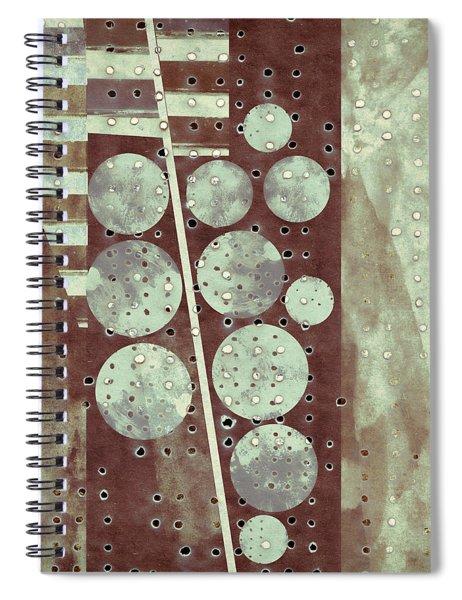 Highway 6 Spiral Notebook
