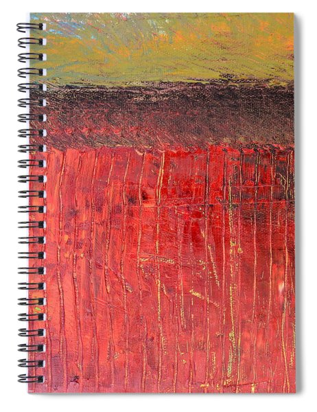 Highway Series - Cranberry Bog Spiral Notebook