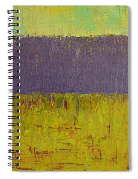 Highway Series - Lake Spiral Notebook
