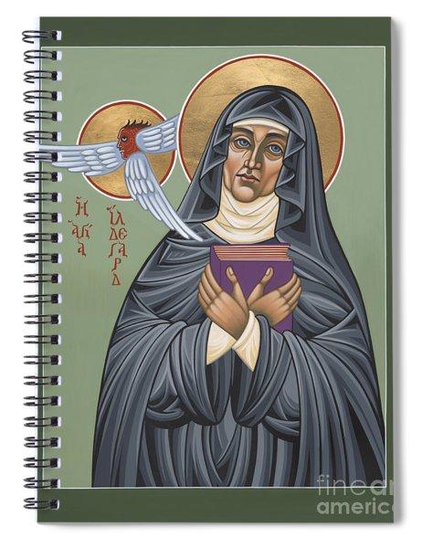St. Hildegard Of Bingen 171 Spiral Notebook