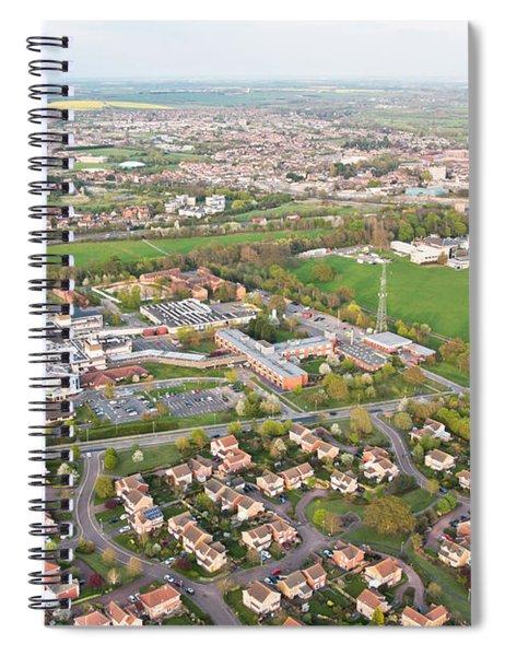 Hinchingbrooke Hospital Spiral Notebook