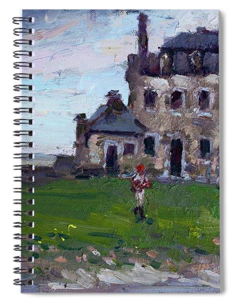 Historic Old Fort Niagara Spiral Notebook