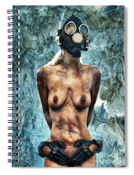 Hold Me If I M Dying 3 Spiral Notebook