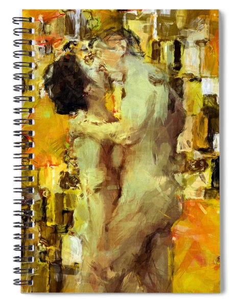 Hold Me Tight Spiral Notebook