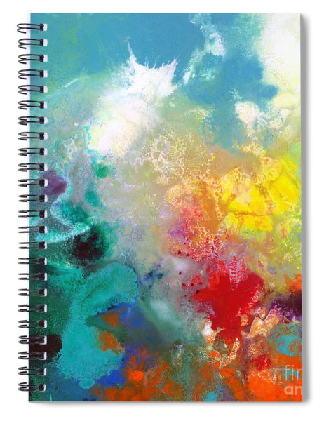 Holding The High Watch Canvas One Spiral Notebook