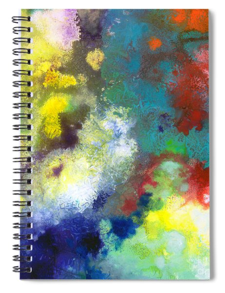 Holding The High Watch Canvas Two Spiral Notebook