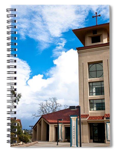 Holy Trinity Church Spiral Notebook