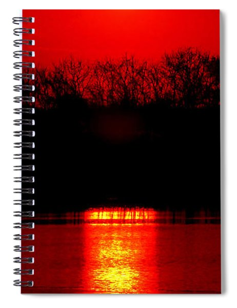 Home Spiral Notebook