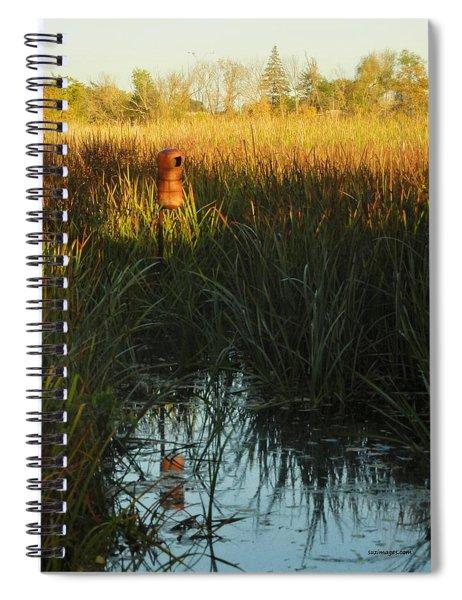 Home Spiral Notebook