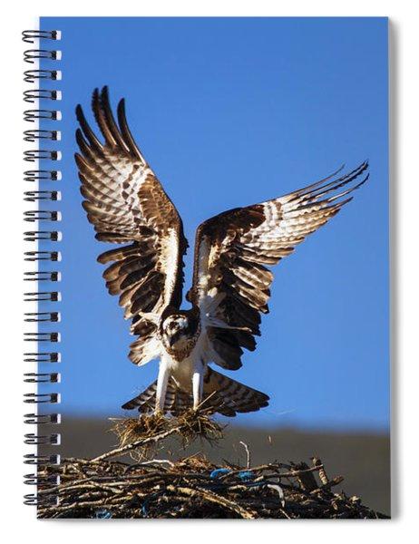 Homebuilder Spiral Notebook