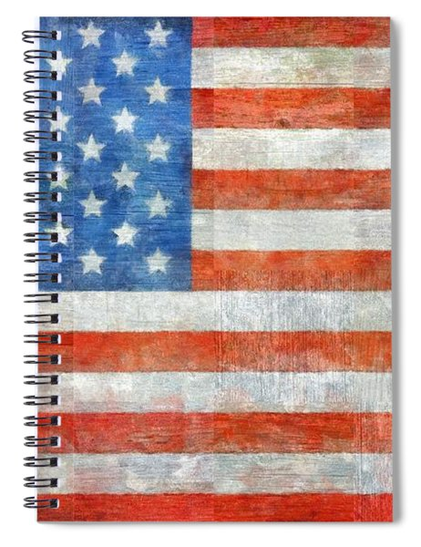 Homeland Spiral Notebook