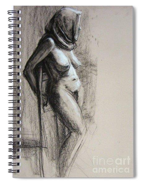 Hood Spiral Notebook