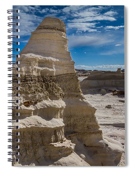 Hoodoo Rock Formations Spiral Notebook