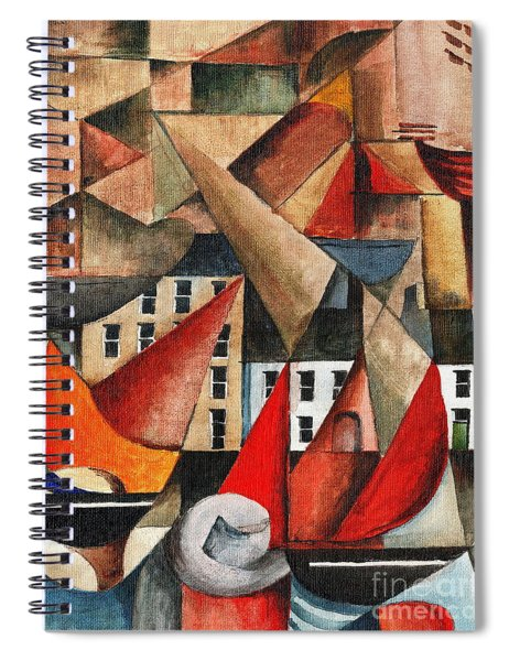 Hookers Cubes In The Long Walk Galway Spiral Notebook
