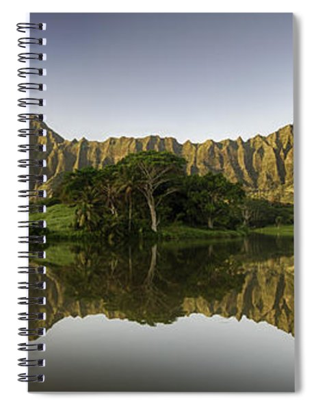 Hoomaluhia Sunrise Spiral Notebook