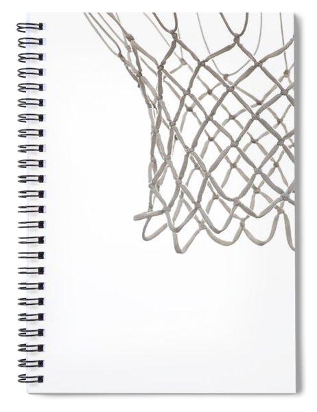 Hoops Spiral Notebook
