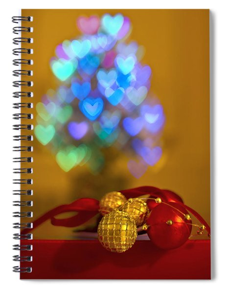 Hope Every Day Is A Happy New Year Spiral Notebook