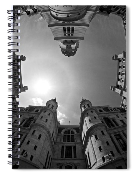 Horizon Spiral Notebook