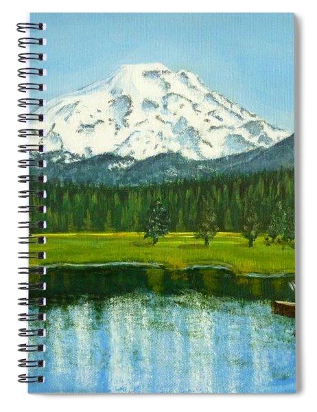 Hosmer Lake Spiral Notebook