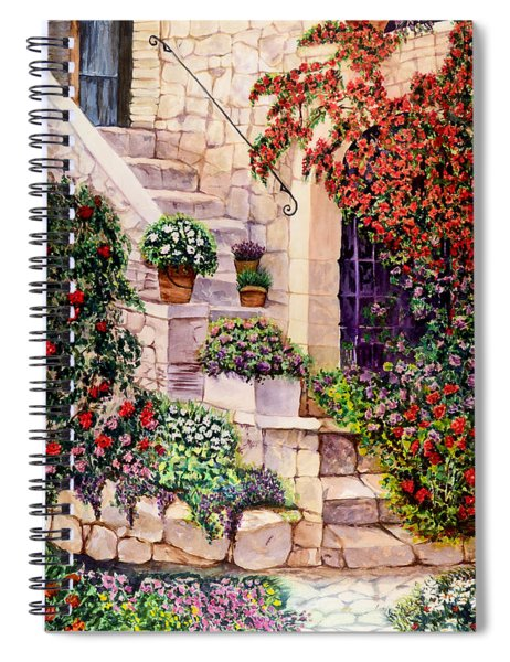 House In Oyster Bay Spiral Notebook