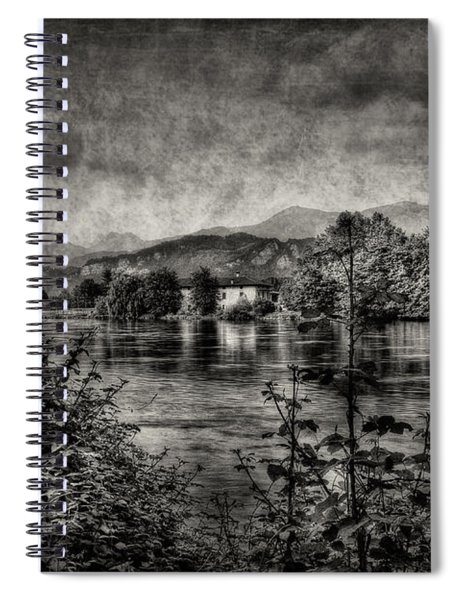 House On The River Spiral Notebook