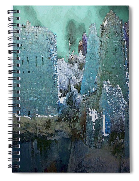 Hovenweep Spiral Notebook