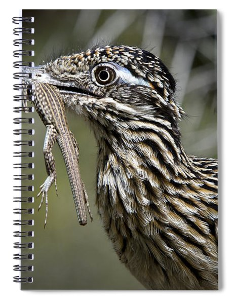 Hungry Anyone??  Spiral Notebook